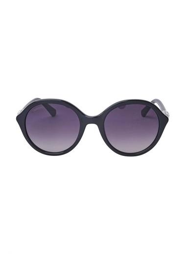 Swarovski Sk 0228/S Col 01B 51-20-140 Kadın Güneş Gözlüğü Siyah